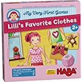 HABA Board Game My Very First Games, Lillis Favorite Clothes