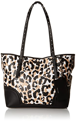 Nine West Ava Tote Bag - Shadow Leo - One Size