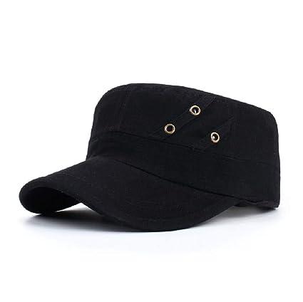 1fa8d3eb77f Amazon.com: Wxtreme Classic British New Military Hats for Women Men ...