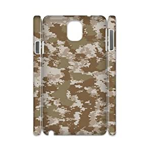 LZHCASE Camouflage Customized Cover Case For samsung galaxy note 3 N9000 [Pattern-1]