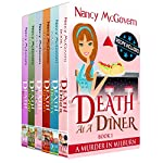 A Murder in Milburn: A Culinary Cozy Mystery Box Set with Recipes | Nancy McGovern