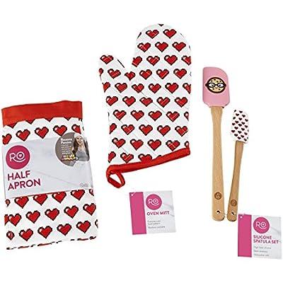 Rosanna Pansino Nerdy Nummies Beginning Baker Gift Set by Wilton