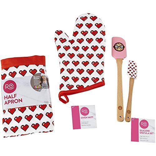 heart baking supplies - 1