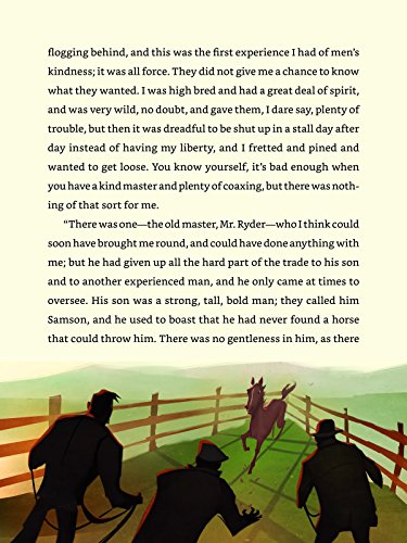Autobiography of horse in english