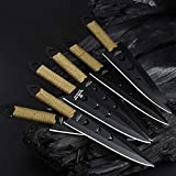 Throwing Knives - 6 Piece