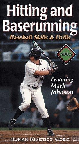 Baseball Baserunning Drills (Hitting and Baserunning:Baseball Skills and Drills NTSC Video [VHS])
