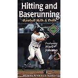 Hitting and Baserunning:Baseball Skills and Drills NTSC Video