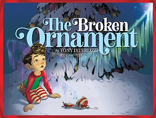 The Broken Ornament (Christmas Polar Spirit Express)