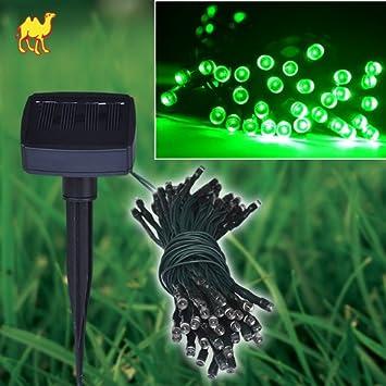 Amazoncom 2 pcs NEW 60 LED Solar Powered String Fairy Lights