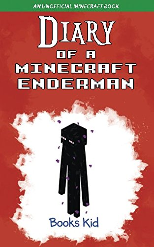 Diary Minecraft Enderman Unofficial Book product image