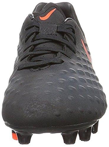 Pictures of Nike Men's Magista Onda II FG Black/Black Total Crimson 2