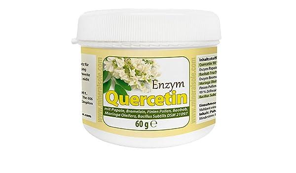 quercetina synergetisch Combina con polvo de baobab fruta ...