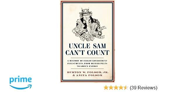 uncle sam can t count folsom anita folsom jr burton w jr