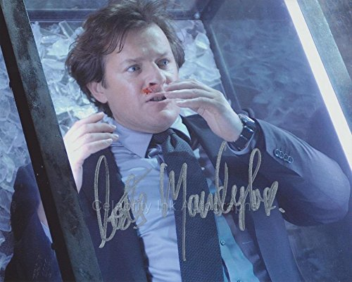 COSTAS MANDYLOR as Mark Hoffman – Saw GENUINE AUTOGRAPH