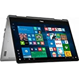 2018 Premium Dell Inspiron 15 7000 15.6 2-in-1 FHD IPS Touchscreen Business Laptop/Tablet, Intel Quad-Core i5-8250U 8GB DDR4 256GB SSD+2TB HDD Backlit Keyboard MaxxAudio HDMI WLAN USB Type-C Win 10