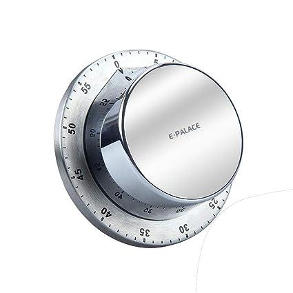 KINDPMA Timer da Cucina Digitale 60 Minuti Contaminuti da Cucina ...