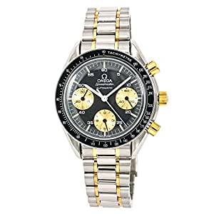 Omega Speedmaster Automatic-self-Wind Male Watch 175.0033 (Certified Pre-Owned)