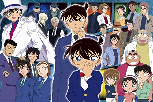jigsaw case closed detective conan