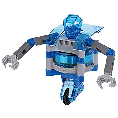 Thames & Kosmos Gyrobot, Tightrope Walking Gyroscopic Robot Science Kit: Toys & Games