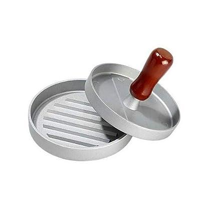 Amazon.com: DH+ Prensa de hamburguesa de aluminio ...