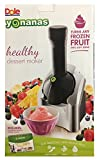 Dole Yonanas The Healthy Dessert Maker, Includes Recipe Book With 200-Recipes review