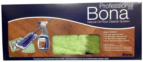 Bona WM710013417 Natural Oil Floor Cleaner Kit