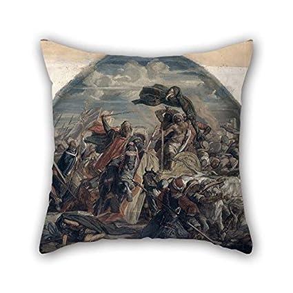 Amazon.com: Artsdesigningshop Oil Painting Alfred Rethel ...