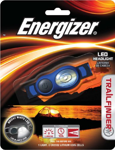 Energizer HDL2BODBP Trailfinder Headlight Colors