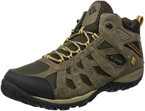 Columbia Men's Redmond Mid Waterproof Hiking Boot