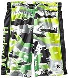 Hurley Boys 2-7 Sarge Mesh Short, Bright Green, 4T image