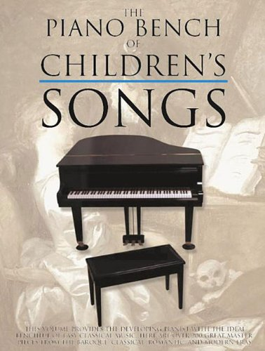 The Piano Bench of Children's Songs PDF