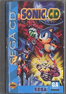 Amazon.com: Sonic CD: Unknown: Video Games