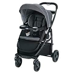 The Greco Modes Click Connect Stroller includes 3 strollers in 1 and provides 10 versatile riding options from infant to toddler.is the lifestyle stroller that truly grows with your child from infant to toddler. It is 3 stylish strollers in 1...