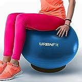 URBNFit Exercise Ball Base - Balance Ball Stand for