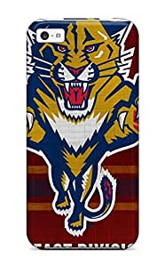 linJUN FENGSlim Fit Tpu Protector Shock Absorbent Bumper Florida Panthers (30) Case For iphone 6 plus 5.5 inch