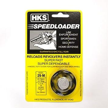 リボルバーガン用スピードローダー HKS SPEEDLOADER 29,M