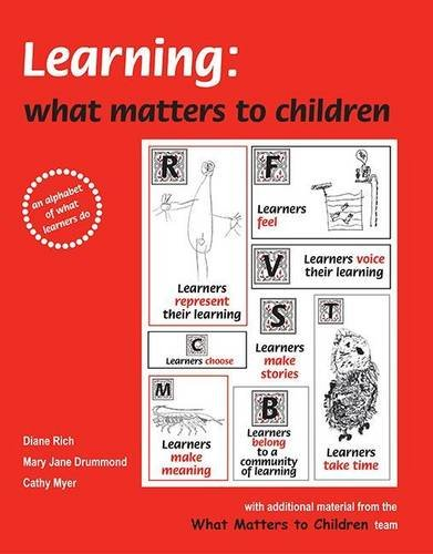 Learning: What Matters to Children: An Alphabet of What Learners Do ebook