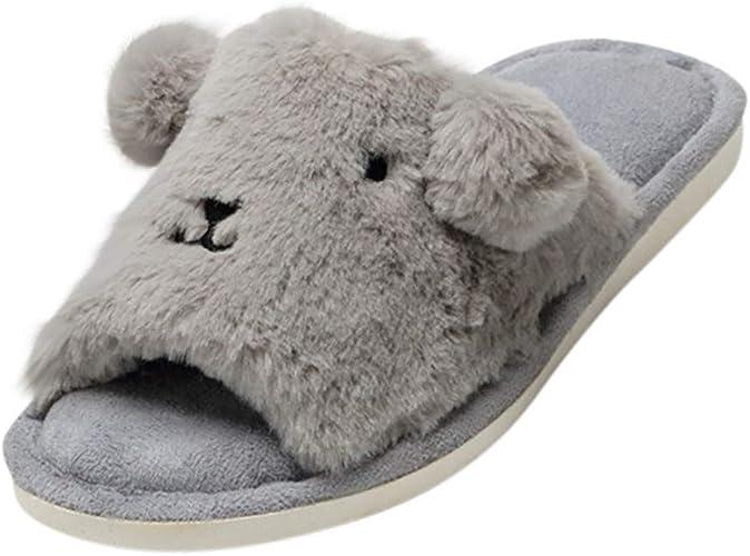 Womens Memory Foam Slippers Sale Cute