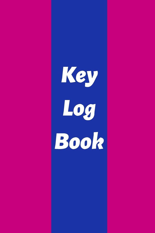 Buy Key Log Book Key Control Log Key Sign Out Sheet Key