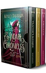 The Andari Chronicles Boxed Set: Books 1-3
