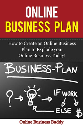 amazon com online business plan how to create an online business