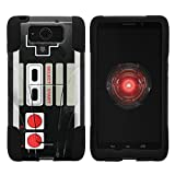 Cheap MINITURTLE Case Compatible w/ Motorola Droid MAXX Case Hard Shell Cover w/ Stand Soft Droid Ultra XT1080 Game Controller