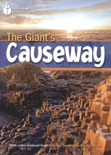 The Giants Causeway   Book With Multi Rom  Footprint Reading Library 800