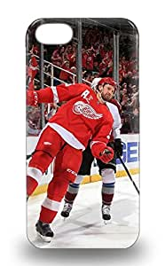 Top Quality Protection NHL Detroit Red Wings Niklas Kronwall #55 3D PC Case Cover For Iphone 5/5s ( Custom Picture iPhone 6, iPhone 6 PLUS, iPhone 5, iPhone 5S, iPhone 5C, iPhone 4, iPhone 4S,Galaxy S6,Galaxy S5,Galaxy S4,Galaxy S3,Note 3,iPad Mini-Mini 2,iPad Air )