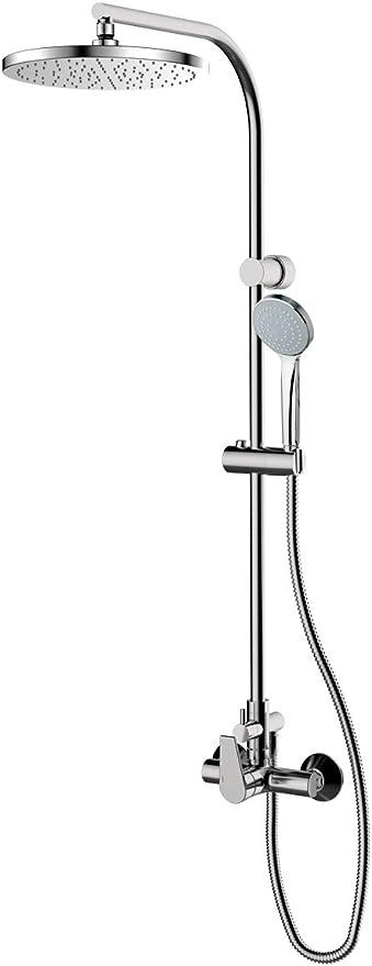 Grb - Monomando ecoproject ducha con columna: Amazon.es: Bricolaje ...