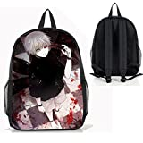 Dreamcosplay Anime Tokyo Ghoul ⅡLogo Backpack Student Bag Cosplay