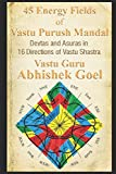 45 Energy Fields of Vastu Purush Mandal: Devtas and Asuras in 16 Directions of Vastu Shastra (The Journey of Vastu Shastra)