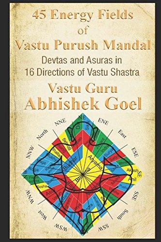 45 Energy Fields of Vastu Purush Mandal: Devtas and Asuras in 16 Directions of Vastu Shastra (The Journey of Vastu Shastra) by Independently published