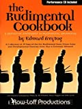 img - for 1001W/CD - The Rudimental Cookbook - Book & CD by Edward Freytag (1993-01-01) book / textbook / text book