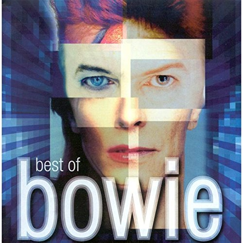CD : David Bowie - Best of Bowie (Remastered)